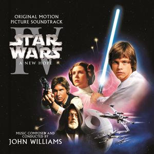 John Williams: Star Wars Episode IV: A New Hope (Original Motion Picture Soundtrack)