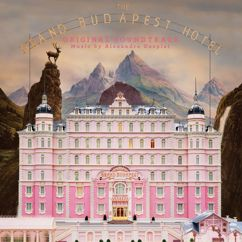 Randall Poster: The Grand Budapest Hotel (Original Soundtrack) Commentary
