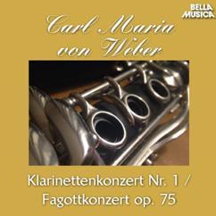 Württembergisches Kammerorchester, Jörg Faerber, David Glazer: Klarinettenkonzert No. 1 in F Minor, Op. 73: III. Rondo. Allegro