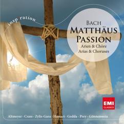 Wolfgang Gönnenwein: J.S. Bach: Matthäus-Passion - Arien & Chöre