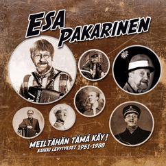 Esa Pakarinen: Meiltähän tämä käy! - Kaikki levytykset 1951-1988