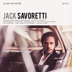 Jack Savoretti: Sleep No More