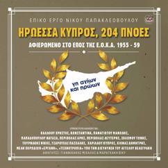Διάφοροι καλλιτέχνες: Ηρωέσσα Κύπρος, 204 Πνοές