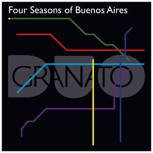 Duo Granato, Marco Rinaudo & Cristian Battaglioli: Four Seasons of Buenos Aires