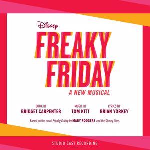 Eri esittäjiä: Freaky Friday: A New Musical (Studio Cast Recording)