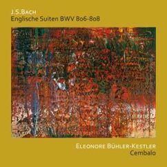 Eleonore Bühler-Kestler: Bach: Englische Suiten BWV 806 - 808