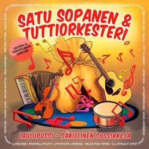 Satu Sopanen & Tuttiorkesteri: Laulupussi - Säkillinen Suosikkeja
