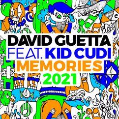 David Guetta, Kid Cudi: Memories (feat. Kid Cudi)