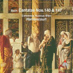 Nikolaus Harnoncourt: Bach, JS : Sacred Cantatas BWV Nos 140 & 147