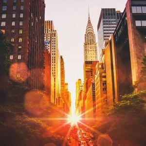 Roman Vidal: Morning in Manhattan