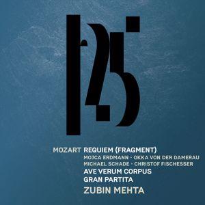 "Various Artists: Mozart: Sereande No. 10, ""Gran partita"", Requiem (Fragment), Ave verum corpus [Live]"