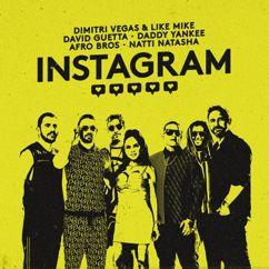 Dimitri Vegas & Like Mike, David Guetta, Daddy Yankee, Afro Bros, Natti Natasha, Dimitri Vegas, Like Mike: Instagram
