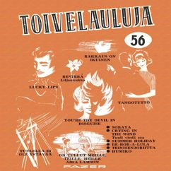 Various Artists: Toivelauluja 56 - 1963