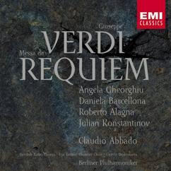 Claudio Abbado: Verdi : Messa di Requiem