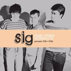 SIG: Hyvää syntymäpäivää