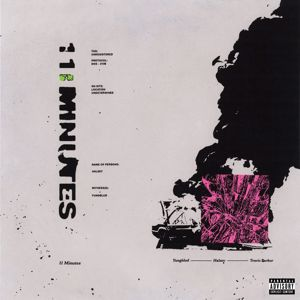 YUNGBLUD, Halsey, Travis Barker: 11 Minutes