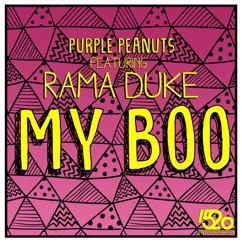 Purple Peanuts: My Boo