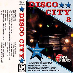 Various Artists: Disco City 8 - Kotimaan Hitit