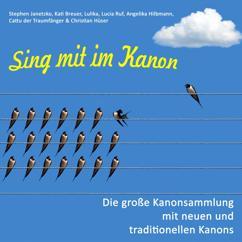 Stephen Janetzko, Lucia Ruf, Angelika Hilbmann & Cattu der Traumfänger: Naschen aus dem Osternest (Kanon)