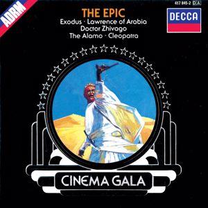 Stanley Black, London Festival Chorus, London Festival Orchestra: Cinema Gala: The Epic