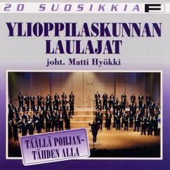 Ylioppilaskunnan Laulajat - YL Male Voice Choir: Granqvist : En voi sua unhottaa poies (I Can Never Forget Thee)