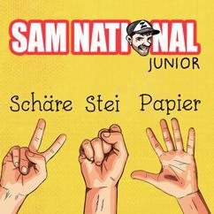 Sam National Junior: Schäre Stei Papier