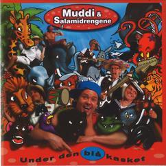 Muddi & Salamidrengene: Under Den Blå Kasket
