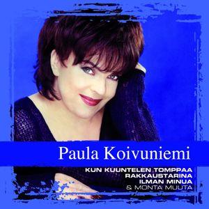 Paula Koivuniemi: Kun Kuuntelen Tomppaa