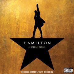 Lin-Manuel Miranda, Anthony Ramos, Okieriete Onaodowan, Daveed Diggs, Original Broadway Cast of Hamilton: The Story of Tonight