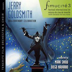 Jerry Goldsmith: Fimucité 3: Jerry Goldsmith 80th Birthday Celebration