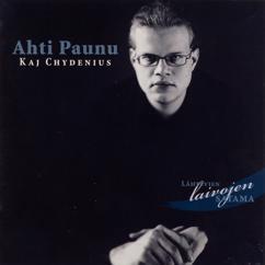Ahti Paunu: When I Am Dead