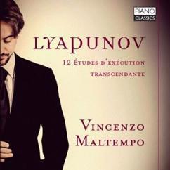 Vincenzo Maltempo: Lyapunov: 12 études d'exécution transcendante, Op. 11