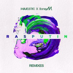 Majestic x Boney M.: Rasputin (Remixes)