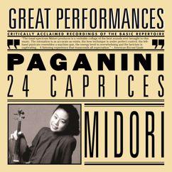 Midori: Paganini: 24 Caprices for Solo Violin, Op. 1