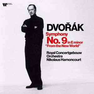 "Nikolaus Harnoncourt: Dvořák: Symphony No. 9, Op. 95 ""From the New World"""