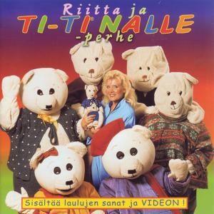 Ti-Ti Nalle: Riitta Ja Ti-Ti Nalle - Perhe