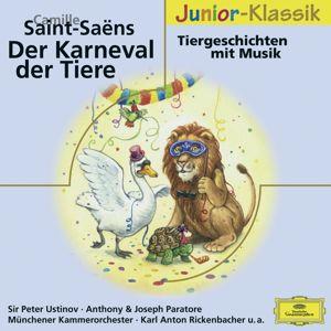 Peter Ustinov, Anthony Paratore, Joseph Paratore, Munich Chamber Orchestra, Karl Anton Rickenbacher: Karneval der Tiere