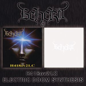 Beherit: H418ov21.c + Electric Doom Synthesis