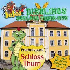 Jojos-Kindermusik: Dinolinos Schloss Thurn Hits