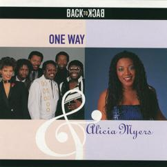 One Way, Alicia Myers: Back To Back