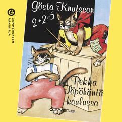 Gösta Knutsson: Pekka Töpöhäntä koulussa