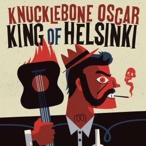 Knucklebone Oscar: Poker Blues