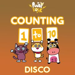 Puddy Rock: Counting 1 to 10