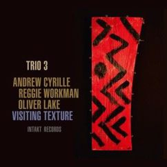 Trio 3 with Reggie Workman, Oliver Lake & Andrew Cyrille: Visiting Texture