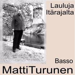 Matti Turunen: Kun hiipuva hiillos tummentuu