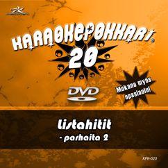 Eri esittäjiä: Karaokepokkari 20 - Listahitit 2
