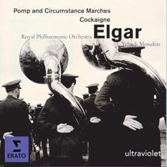 Yehudi Menuhin: Elgar: Pomp and Circumstances Marches, Op. 39: No. 4 in G Major