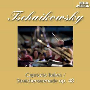 Slowakische Philharmonie, Kammerorchester Conrad von der Goltz: Tschaikowsky: Capriccio Italien, Streichserenade, Vol. 3