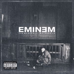 Eminem: The Marshall Mathers LP (U.K. Only)