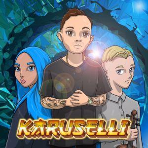 Uniikki, TUULI, ONEVIOLIN: Karuselli (feat. TUULI & ONEVIOLIN)